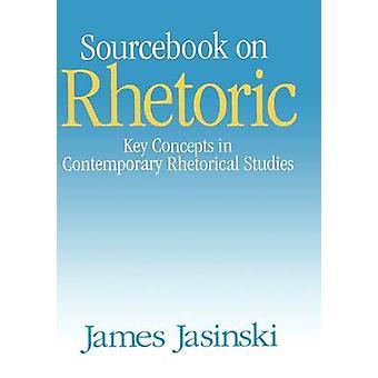 Sourcebook sulla retorica di Jasinski & James