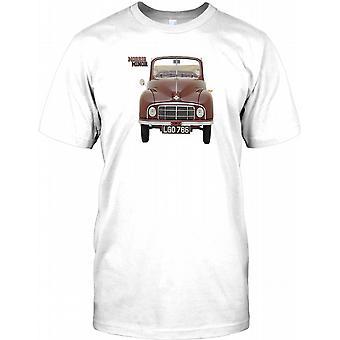 Morris Minor Cabriolet - Classic British Car Kids T Shirt