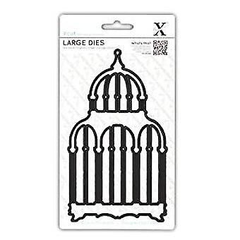 Xcut Decorative Dies - Birdcage - 3 (Large) (XCU 503063)