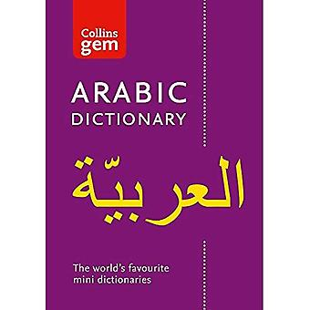 Collins Arabic Gem Dictionary: The world's favourite mini dictionaries (Collins Gem) (Collins Gem)