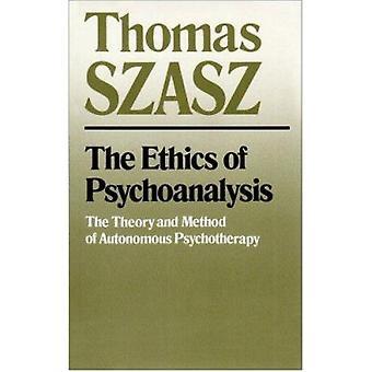 Etik psykoanalysen (ny utgåva) av Thomas Szasz-97808156