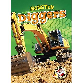 Monster Diggers by Nick Gordon - 9781600149375 Book