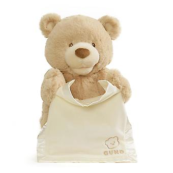 Gund Peek-A-Boo Animated Bear