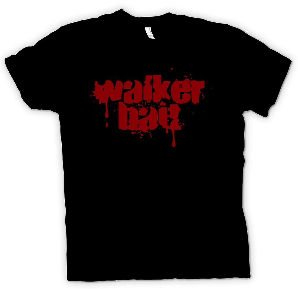 Womens T-shirt - Walker Bait - Zombie Walking Dead