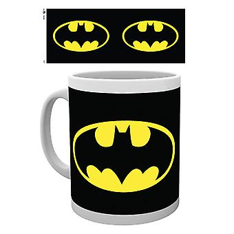 DC Comics Batman Logo Boxed drinken mok