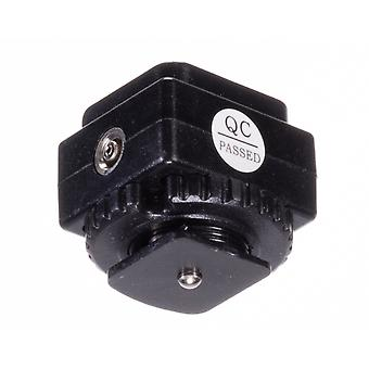 BRESSER JM-20 Blitzschuh-Adapter Sony zu Nikon, Canon