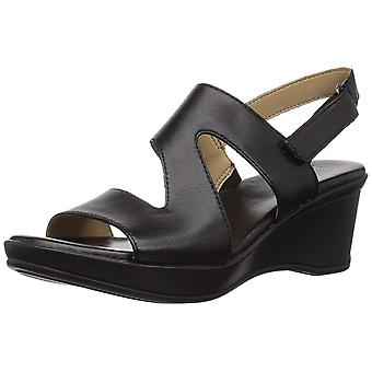 Naturalizer Womens Valerie Open Toe Casual Slingback Sandals