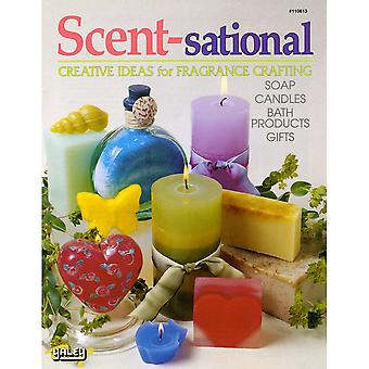 Yaley Books Scentsational Book Soap & Candle Ya 613