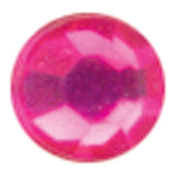 Crystal Stickers Elements 3Mm Round 125 Pkg Hot Pink Cs3mm 1938