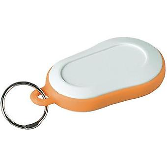 Hand-held casing 51 x 32 x 13 PVC Grey-white, Orange OKW
