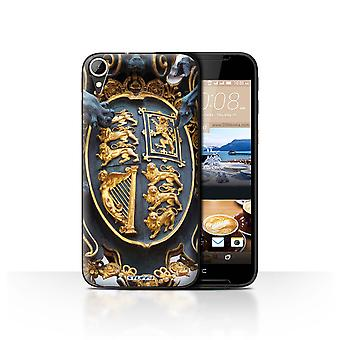 STUFF4 Case/Cover for HTC Desire 830/Royal Gate/London Sites