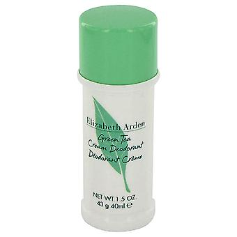 Green Tea By Elizabeth Arden Cream Deodorant 40ml