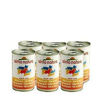 Almo nature Chicken With Pumpkin (Cats , Cat Food , Wet Food)