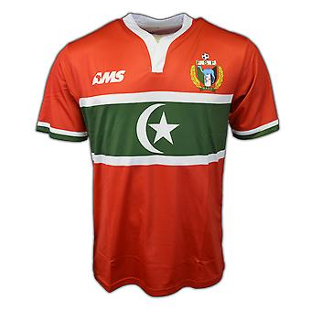 2016-2017 Western Sahara Away Football Shirt