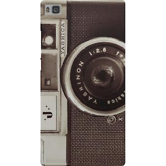 Yashica camera cover for Huawei P8