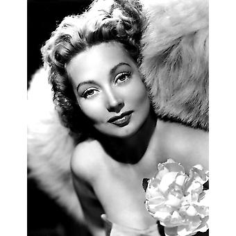 Ann Sothern omtale skudt For sin Radio Show Maisie Ca 1945 Photo Print