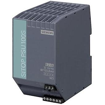 Siemens 6EP1323-2BA00 SITOP smart DIN Rail Power Supply 24Vdc 14A 120W, 1-Phase
