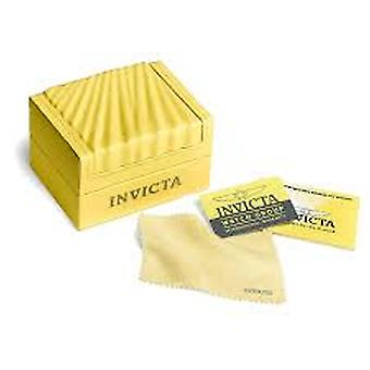 INVICTA PRO DIVER AUTOMATIC WATCH GOLD CASE WITH GOLD TONE STAINLESS STEEL BAND