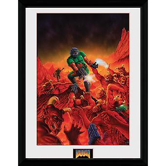 Doom Classic nøkkel kunstsamler Print