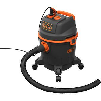 Black and Decker Bxvc20pte-vacuum cleaner with tank 20 ltr. 1200w with power outlet