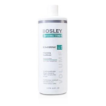 Bosley Professional Strength Bos Defense Volumizing Conditioner (For Normal to Fine Non Color-Treated Hair) - 1000ml/33.8oz