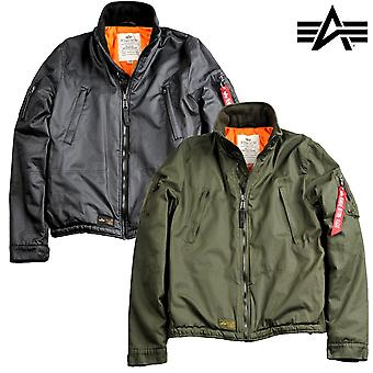 Alpha industries jacket helicopter