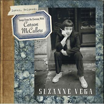 Lover Beloved: Songs From An Evening With Carson McCullers by Suzanne Vega