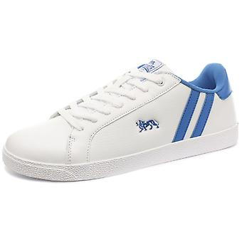Lonsdale Coburn PU Junior Boys Trainers  AND COLOURS