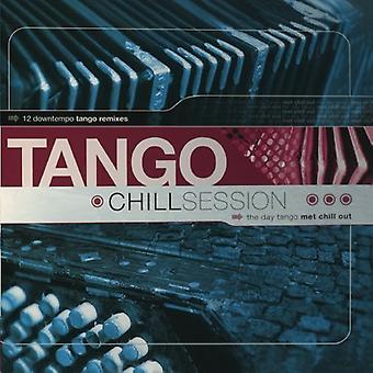 Chill Sessions - Vol. 1-Tango Chill Sessions [CD] USA importar
