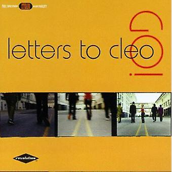 Letters to Cleo - Go! [CD] USA importazione
