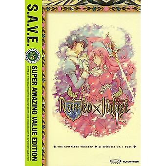 Romeo X Juliet: coffret-S.a.V.E. [DVD] USA import