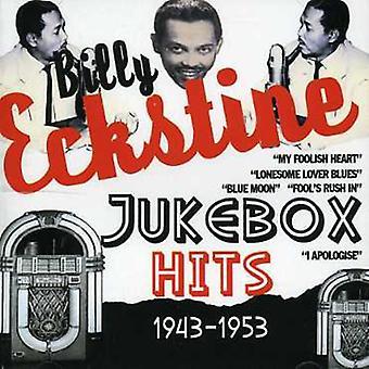 Billy Eckstine - Jukebox Hits 1943-53 [CD] USA import