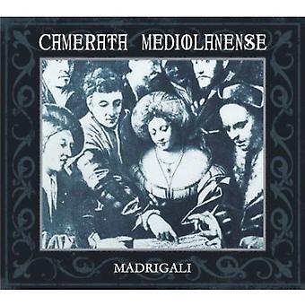CAMERATA Mediolanense - Madrigali [CD] USA import