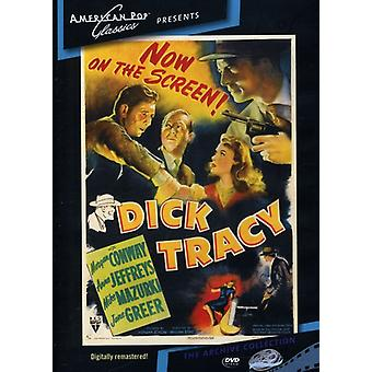 Dick Tracy Detective (1945) [DVD] USA import