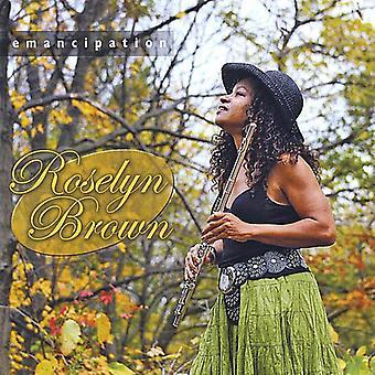 Roselyn Brown - Emancipation [CD] USA import