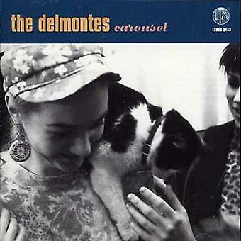 Delmontes - karrusel [CD] USA importerer