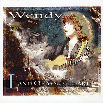 Wendy Francisco - Land of Your Heart [CD] USA import