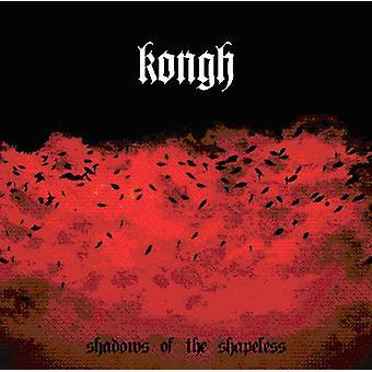 Kongh - skygger af Shapeless [CD] USA importerer