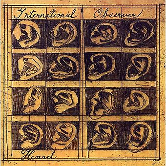 International observatør - hørt [CD] USA importerer