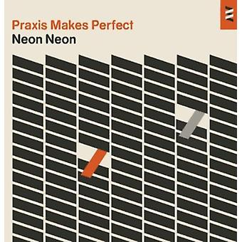 Neon Neon - Praxis Makes Perfect [CD] USA import