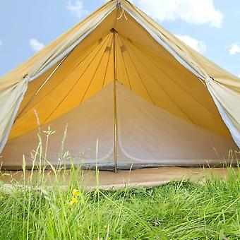 Boutique Camping 4m Inner Tent For A Bell Tent - Single Compartment