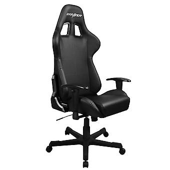 DX Racer DXRacer OH/FD99/N High-Back Ergonomic Computer Desk Chair PU(Black)