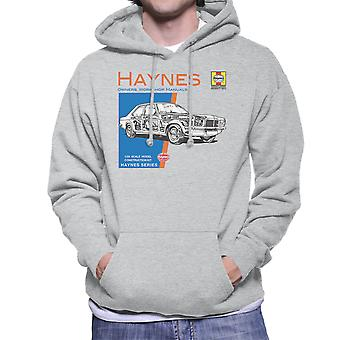 Haynes Owners Workshop Manual 0108 Vauxhall Victor VX4-90 mannen de Hooded Sweatshirt
