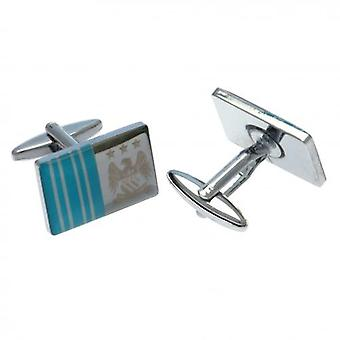 Manchester City Fashion Cufflinks