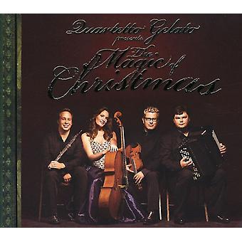 Quartetto Gelato - The Magic of Christmas [CD] USA import