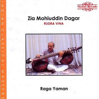 Z Dagar - Raga Yaman [CD] USA import