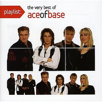Ace of Base - Playlist: The Very Best of Ace of Base [CD] USA import