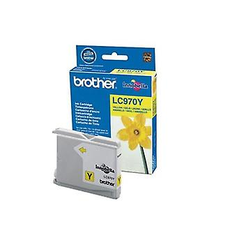Brother LC970Y tonercartridge geel (ca 450 pagina's)