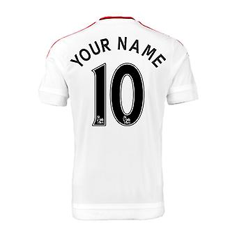 2015-2016 Man Utd Away Shirt (Your Name)