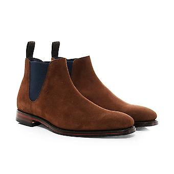 Loake Suede Caine lav Chelsea Boots